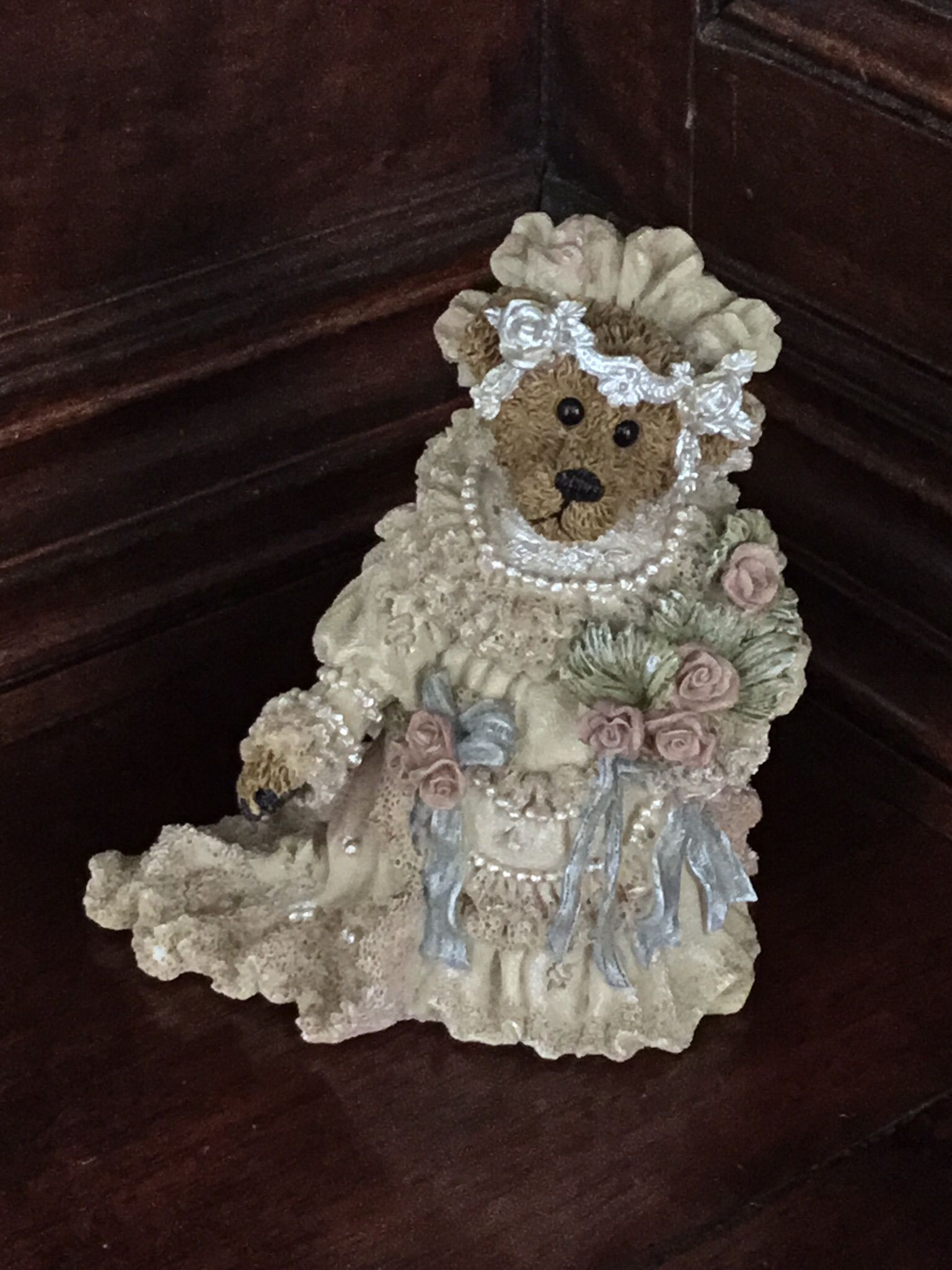 Boyds Bears & Friends, Bailey...The Bride