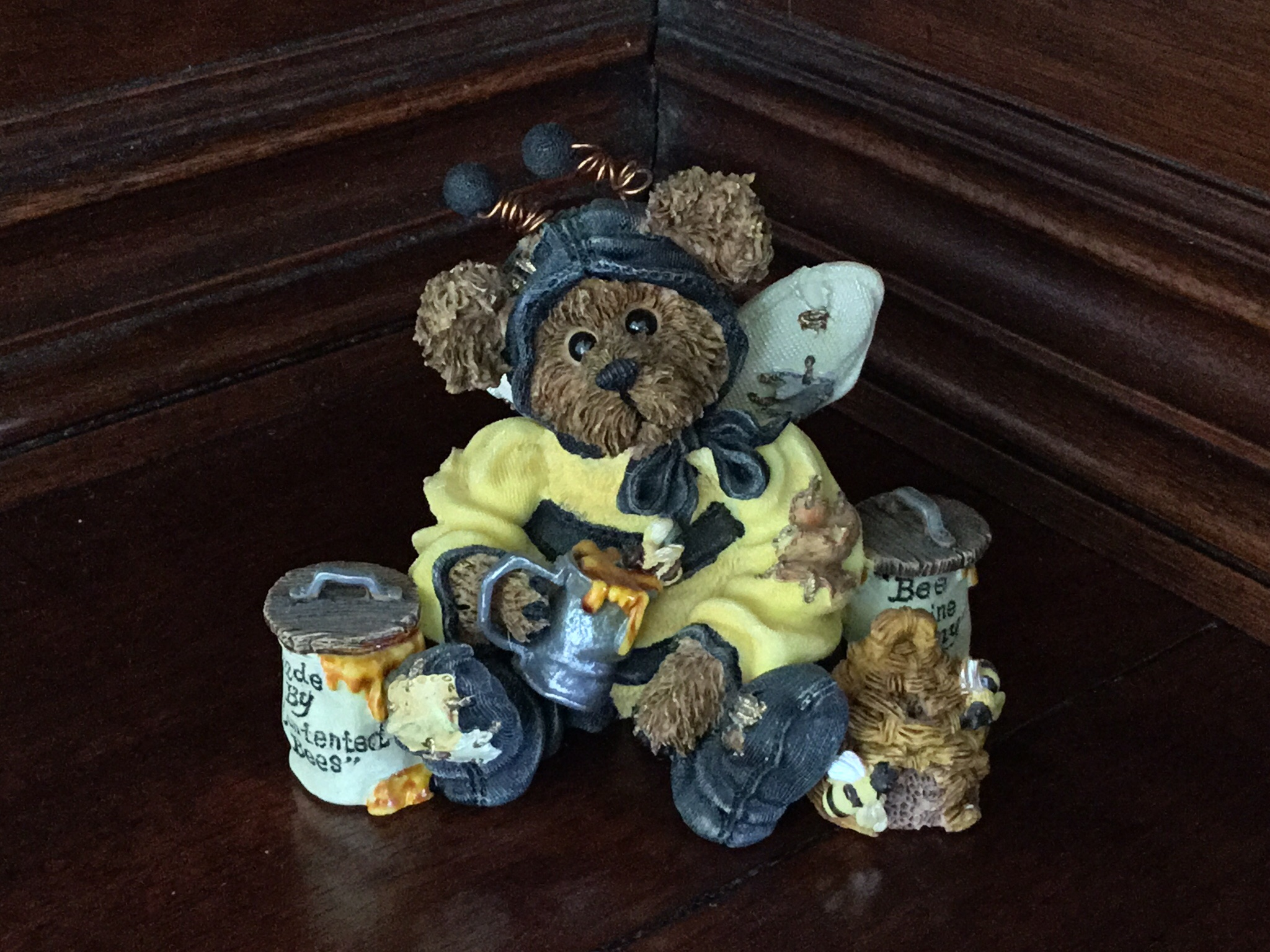 Boyds Bears & Friends, Bumble B. Bee...Sweeter Than Honey