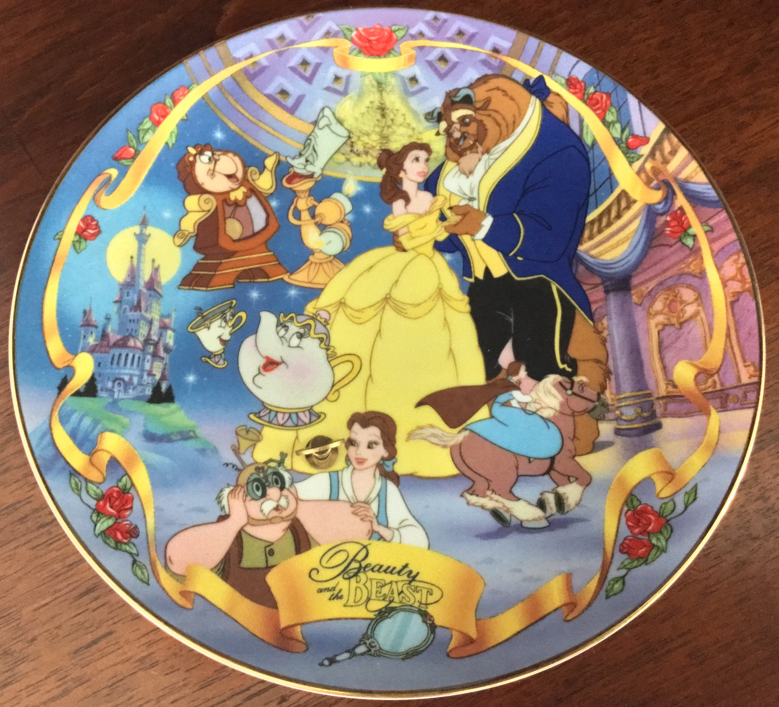 Disney's Musical Memories, A Tale As Old As Time