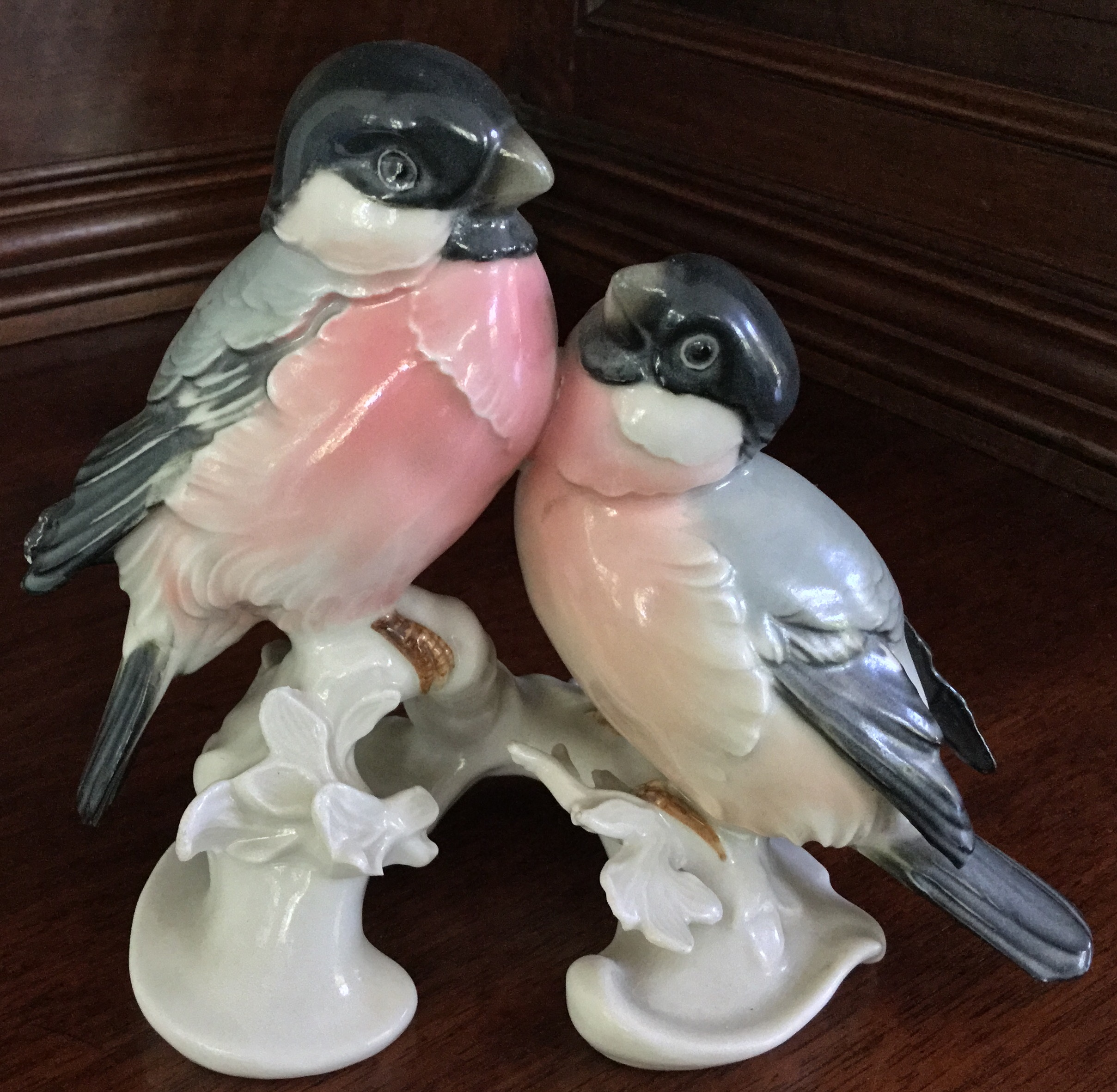 Chickadee Couple