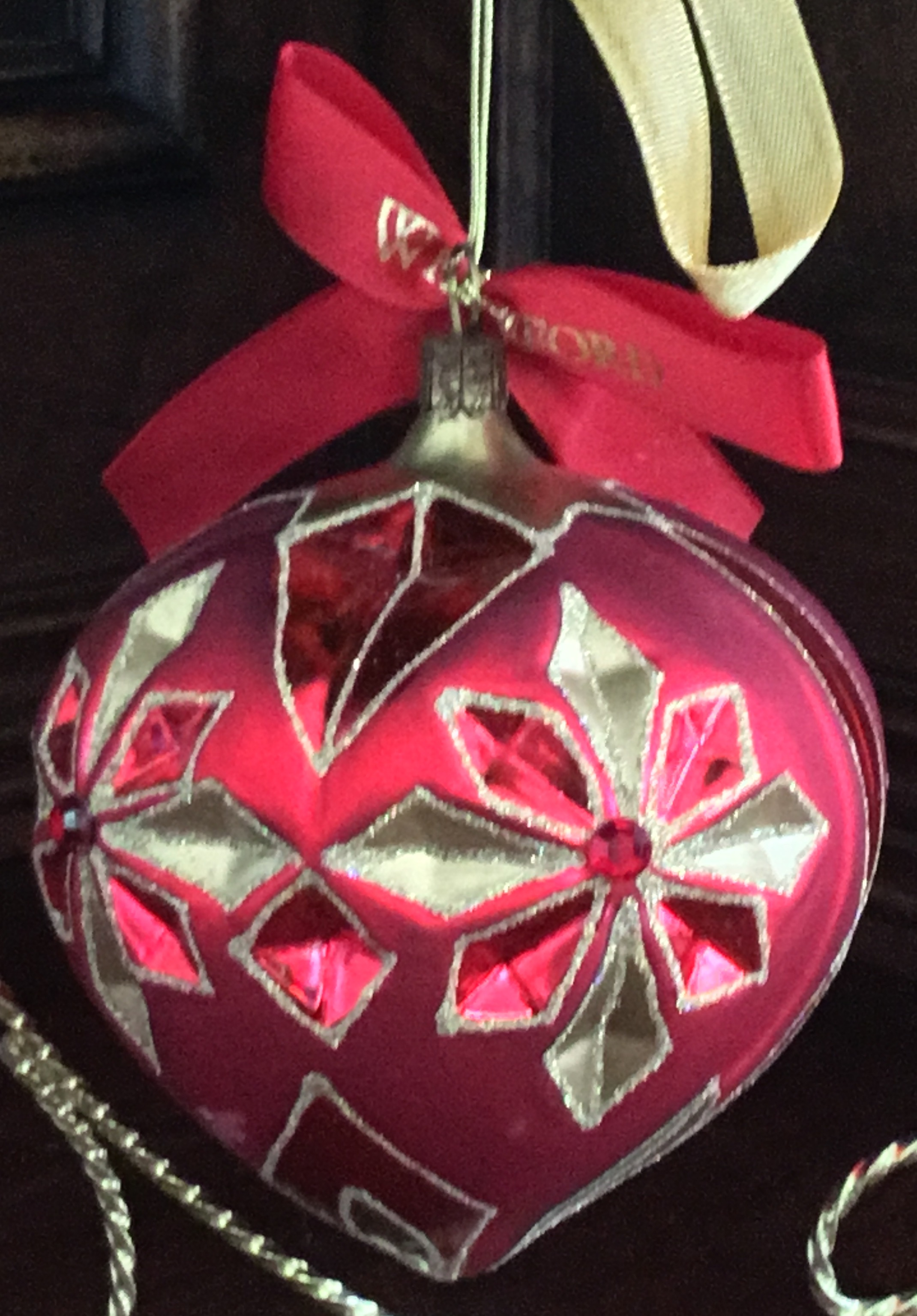 Waterford Holiday Heirlooms Ornament