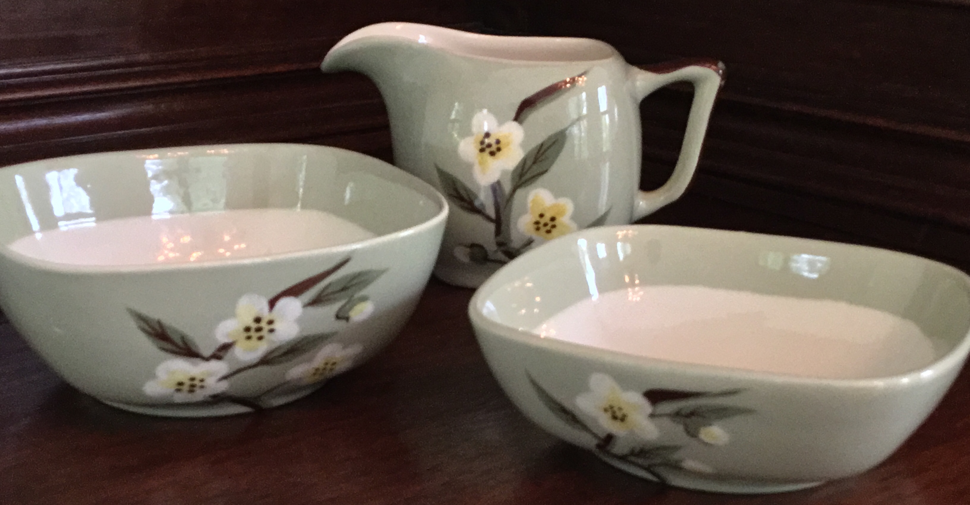 Weil Ware Collection, Set of 3