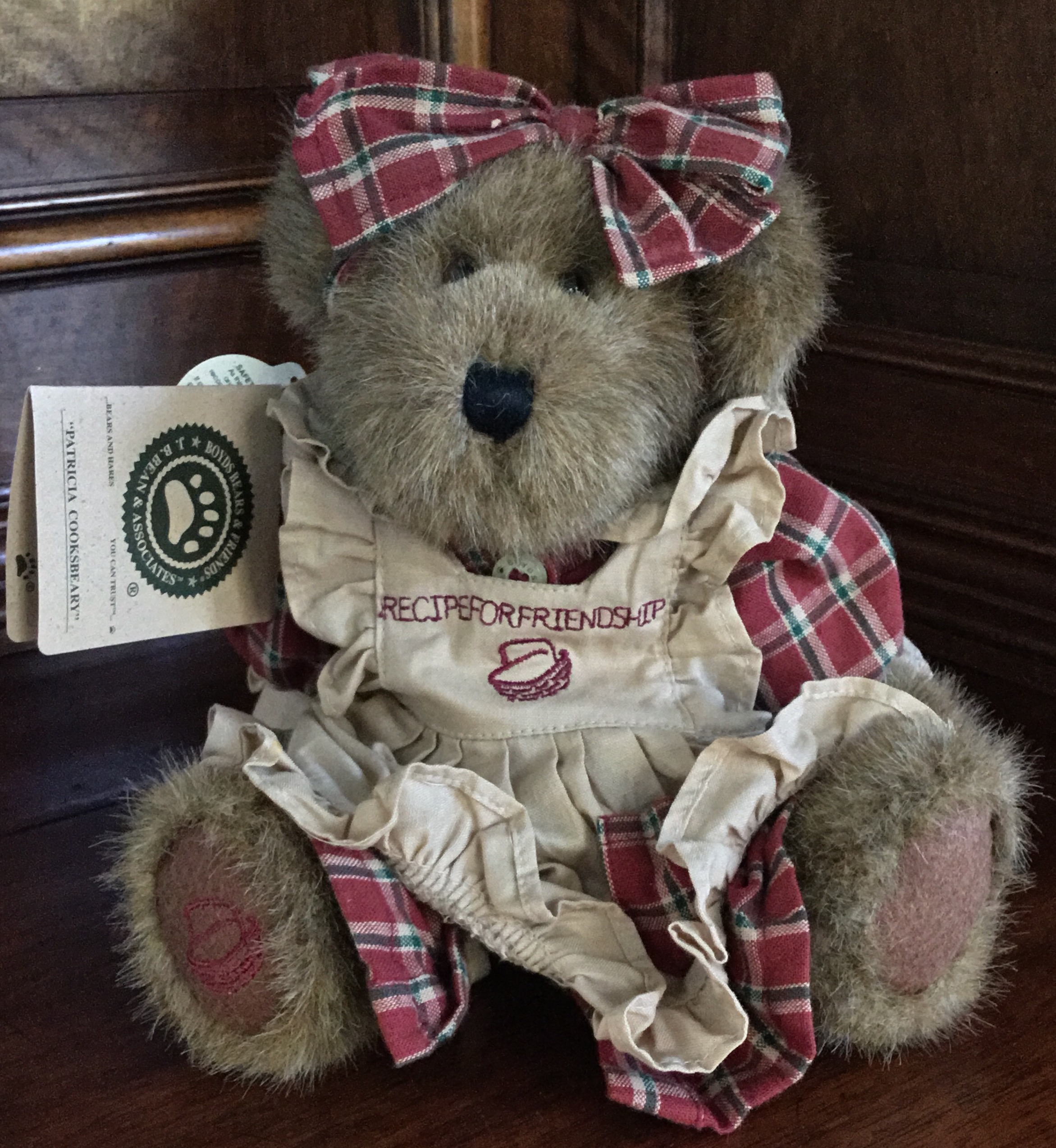 Boyds Bears, Patricia Cooksbeary