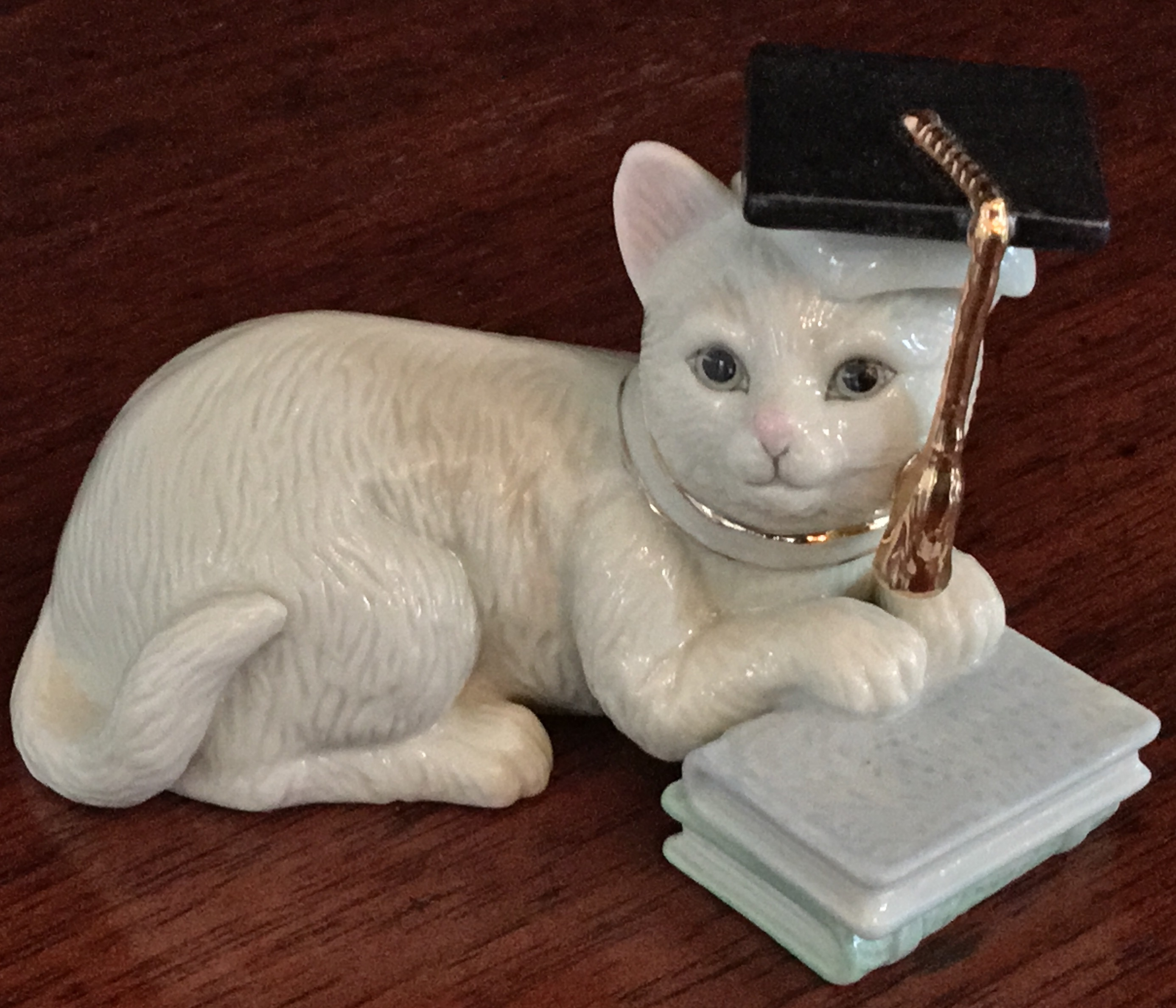 Lenox Graduation Day Kitty