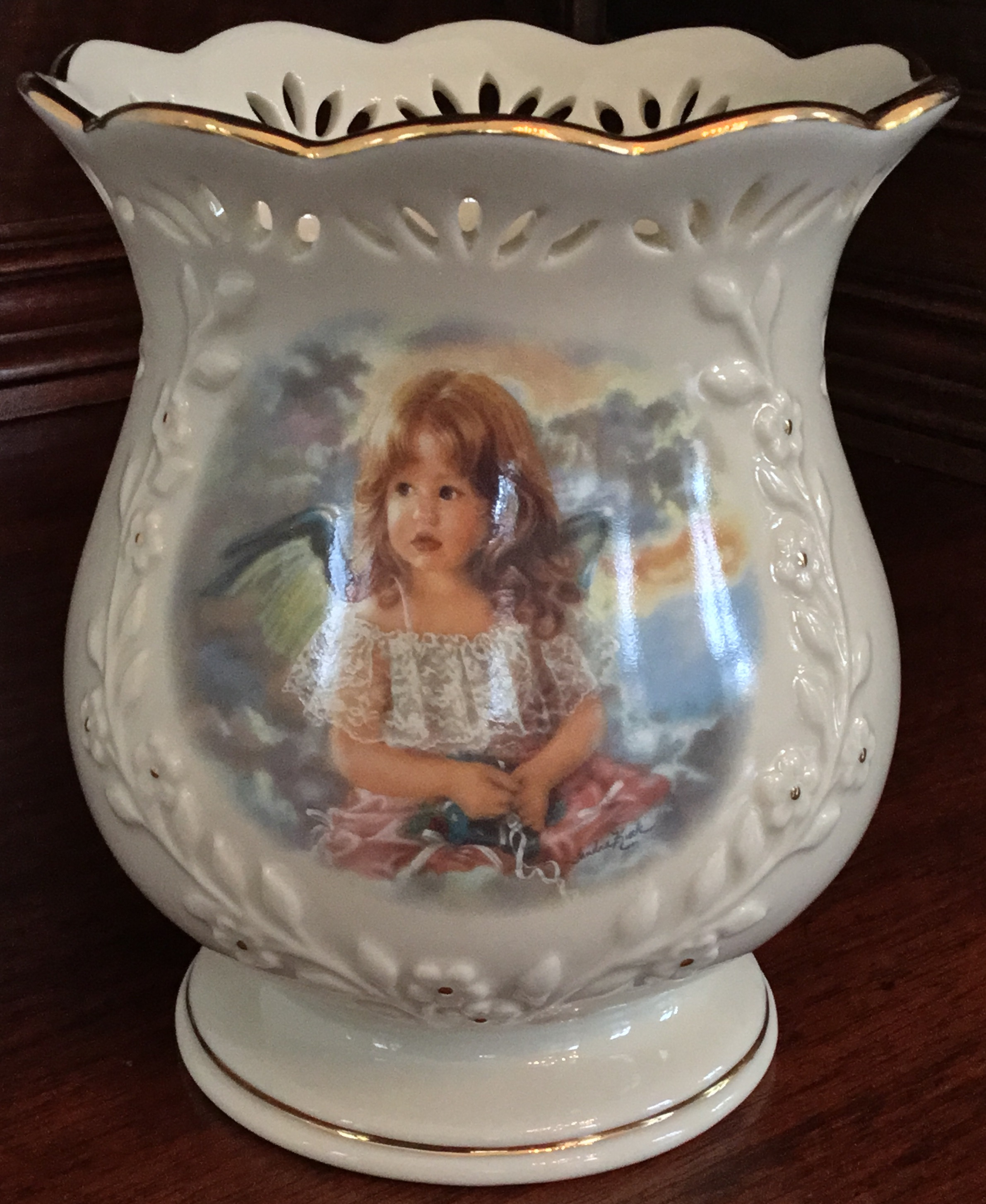 Lenox Angelic Light Votive