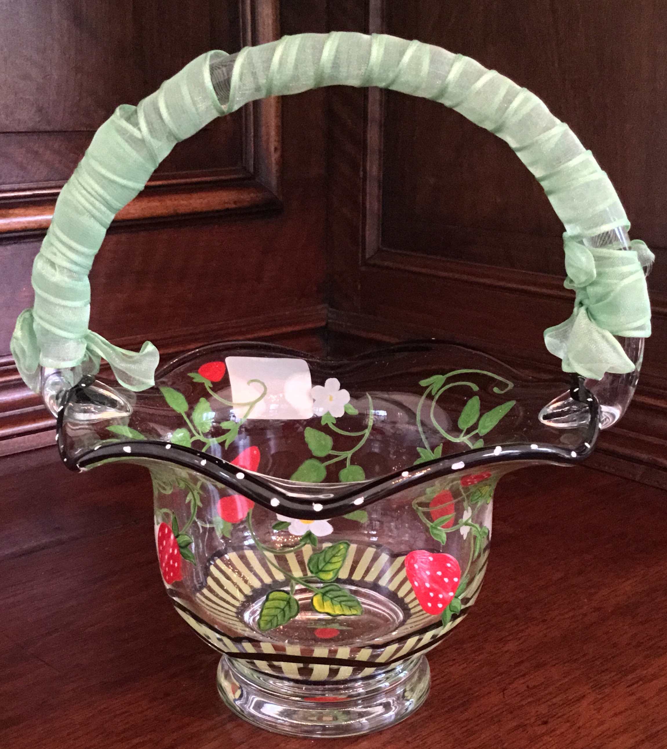 Lenox Berry Basket