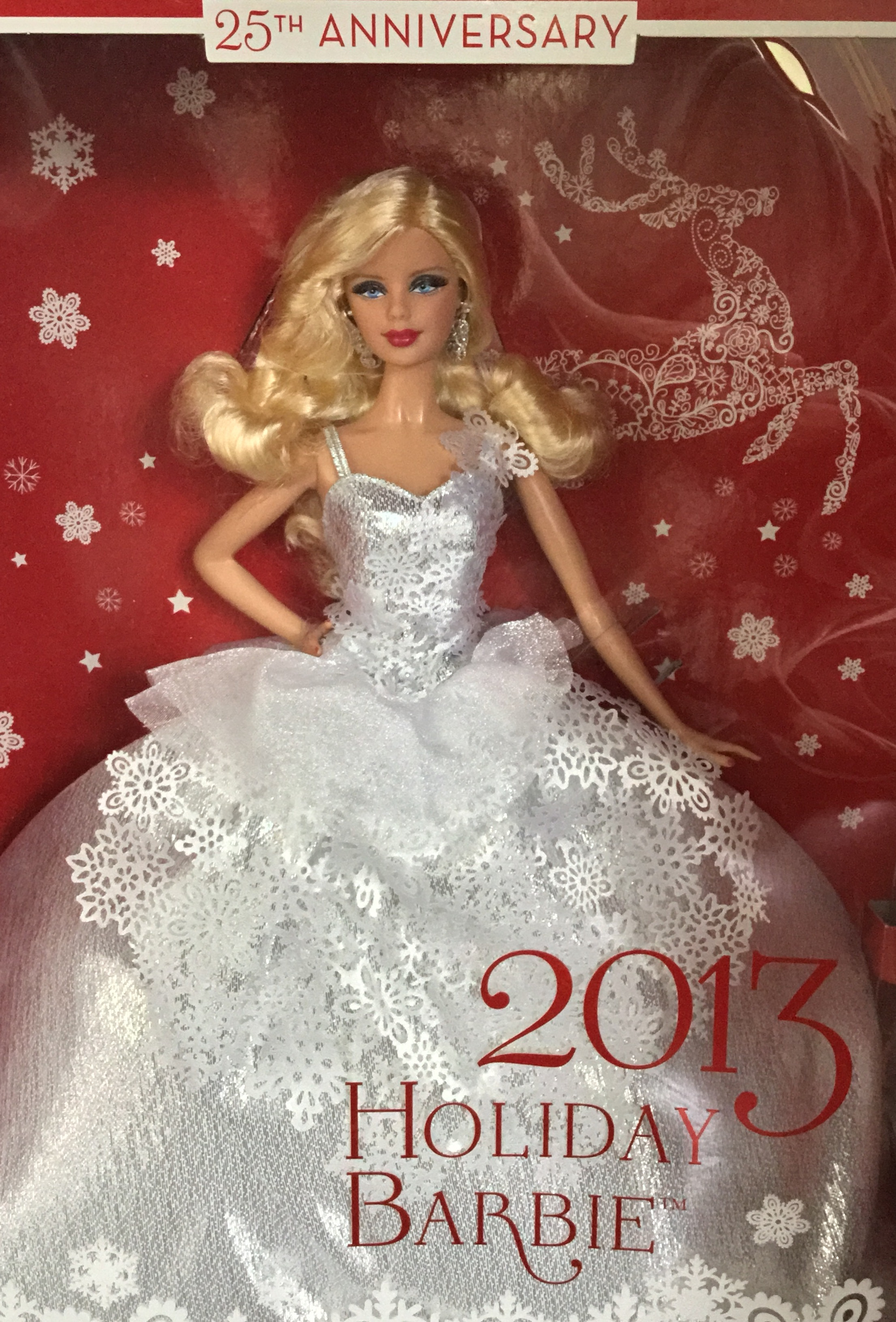 2013 Holiday Barbie