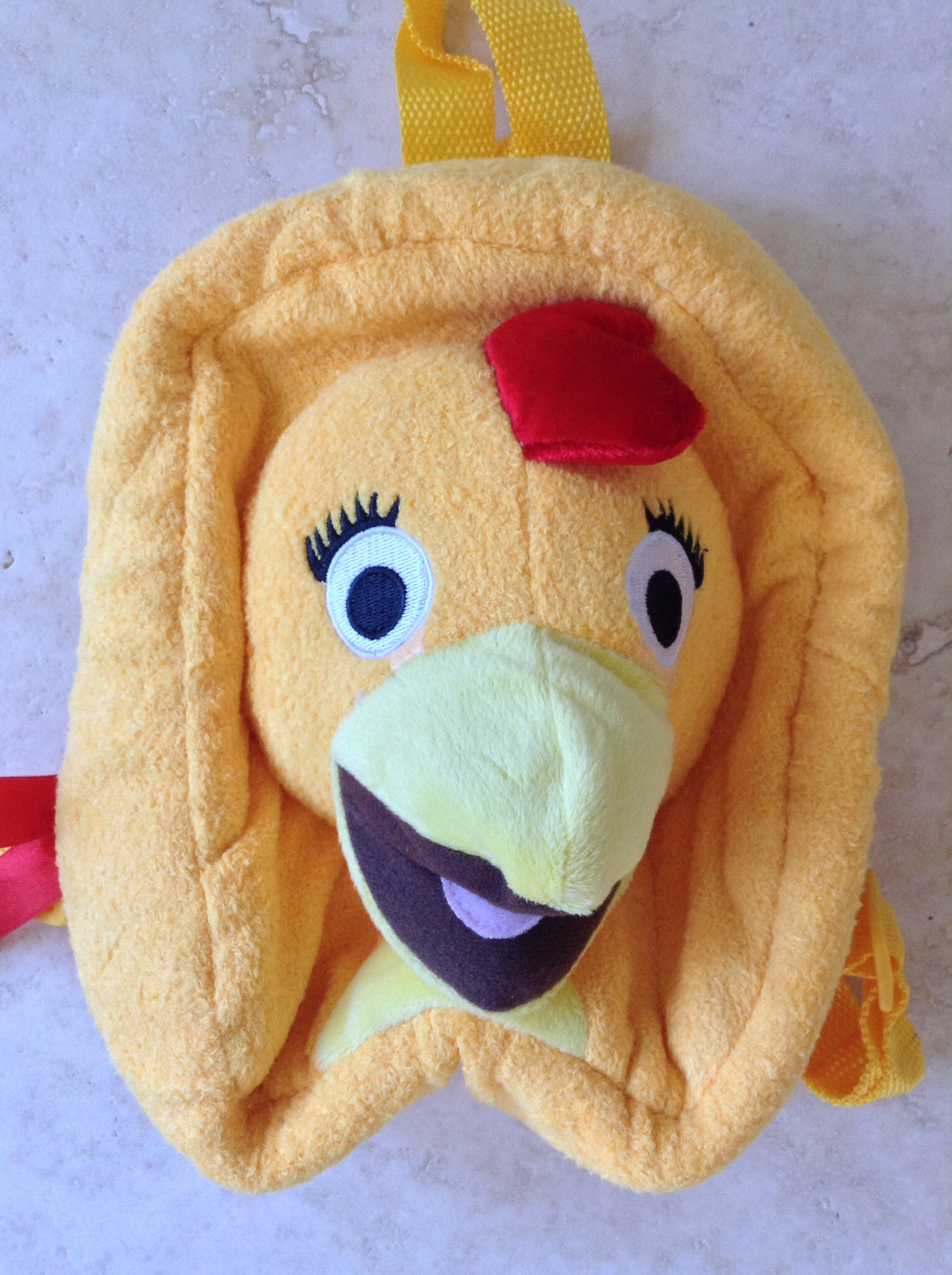 Sprout Channel Rooster Backpack