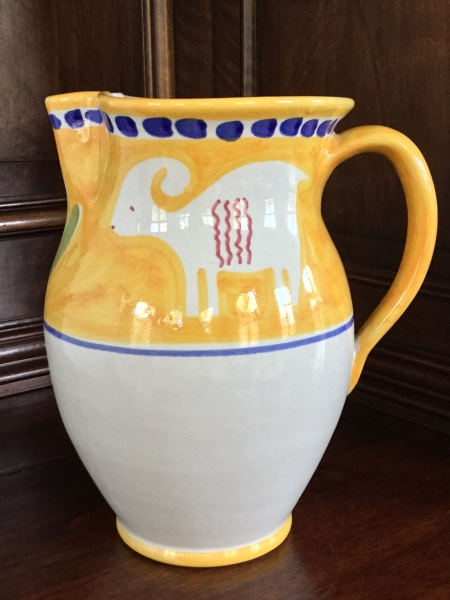 Water Pitcher, Made in Italy
