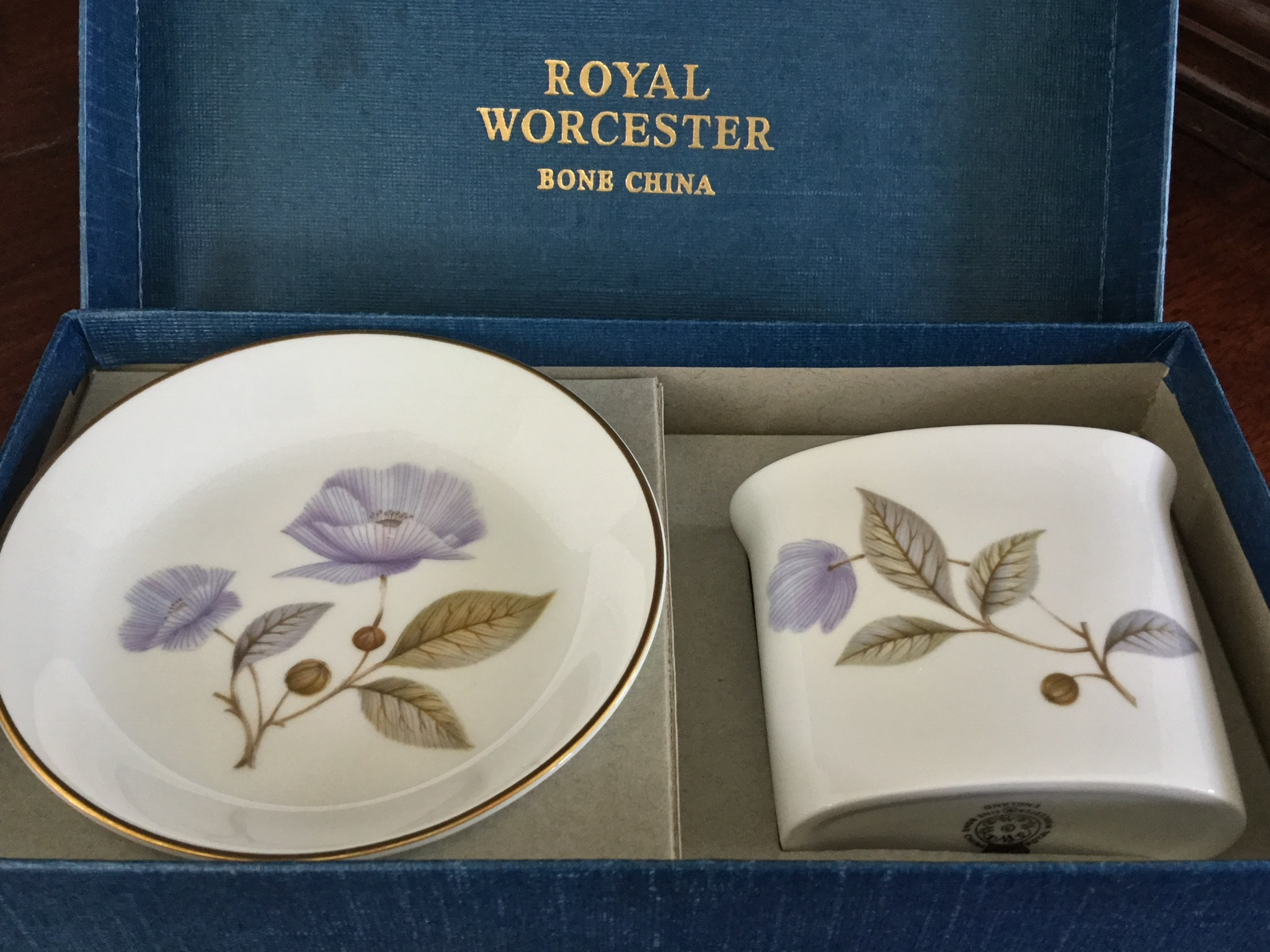 Royal Worcester Cup and Saucer