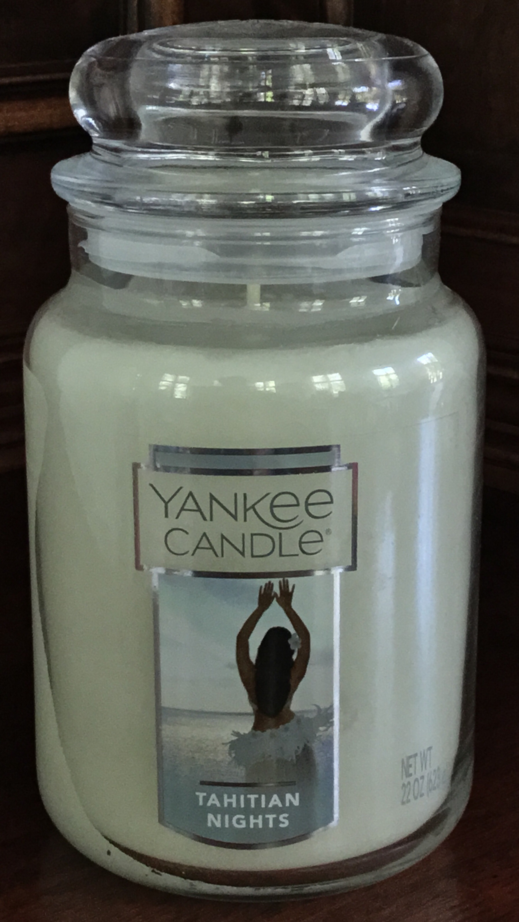 Yankee Candle, Tahitian Nights Candle