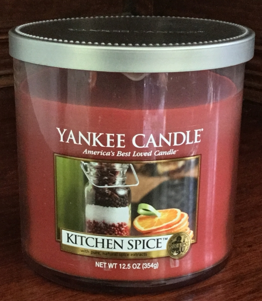 Yankee Candle Kitchen Spice Candle