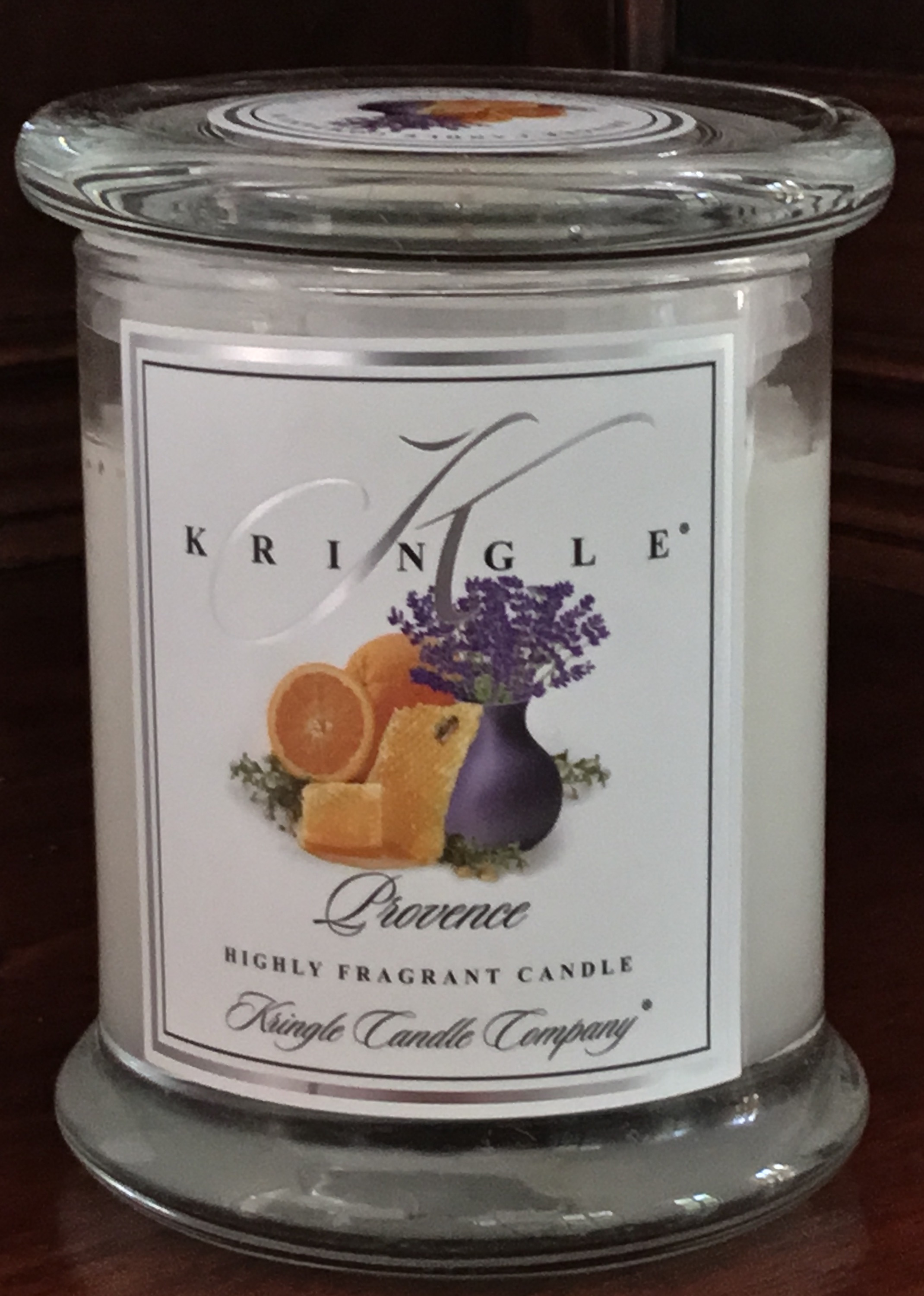 Kringle Provence Candle