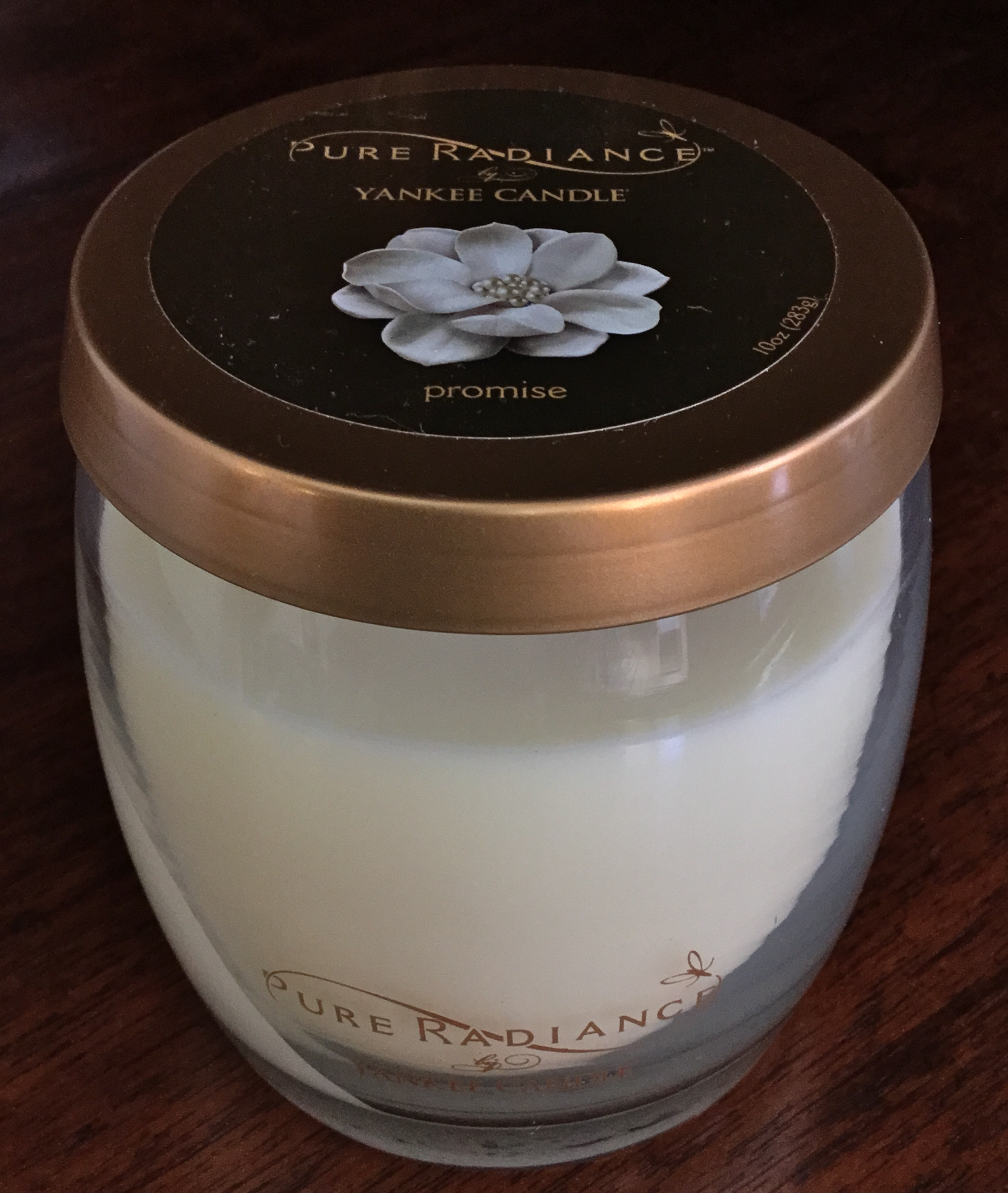 Yankee Candle Pure Radiance Candle, Promise