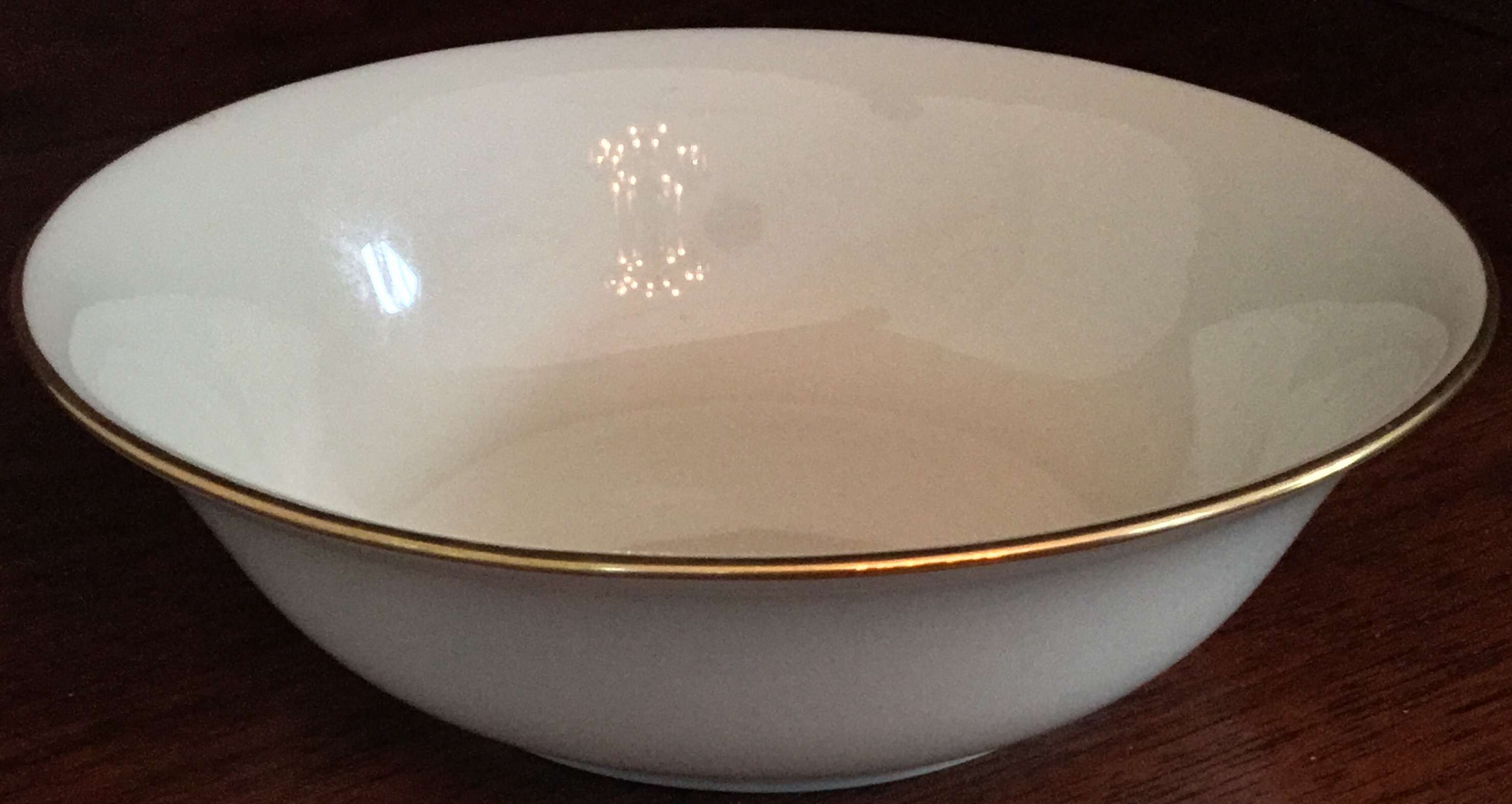 Lenox Special Gold Trimmed Bowl