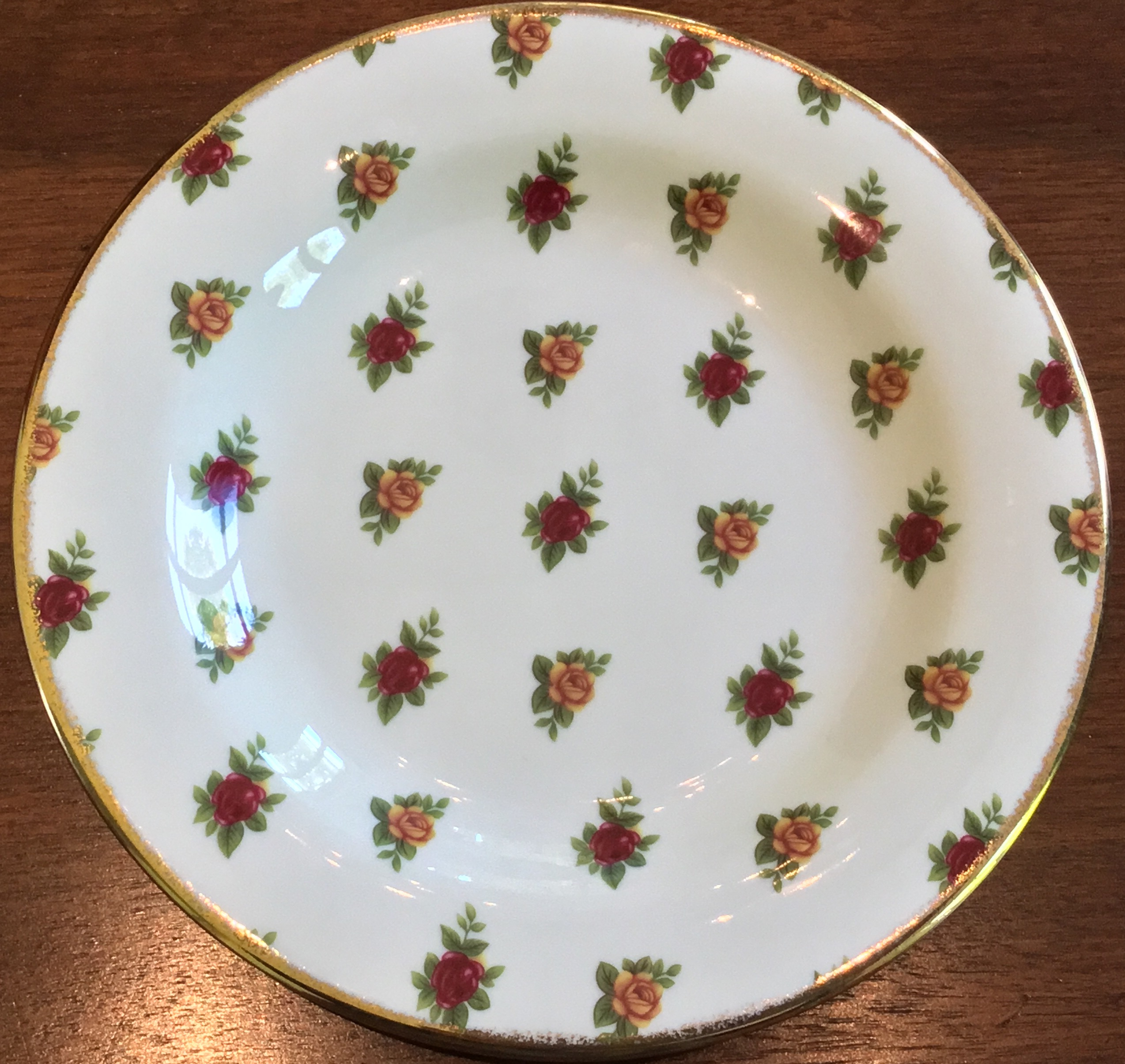 Royal Albert Old Country Roses Classic Bread Plate
