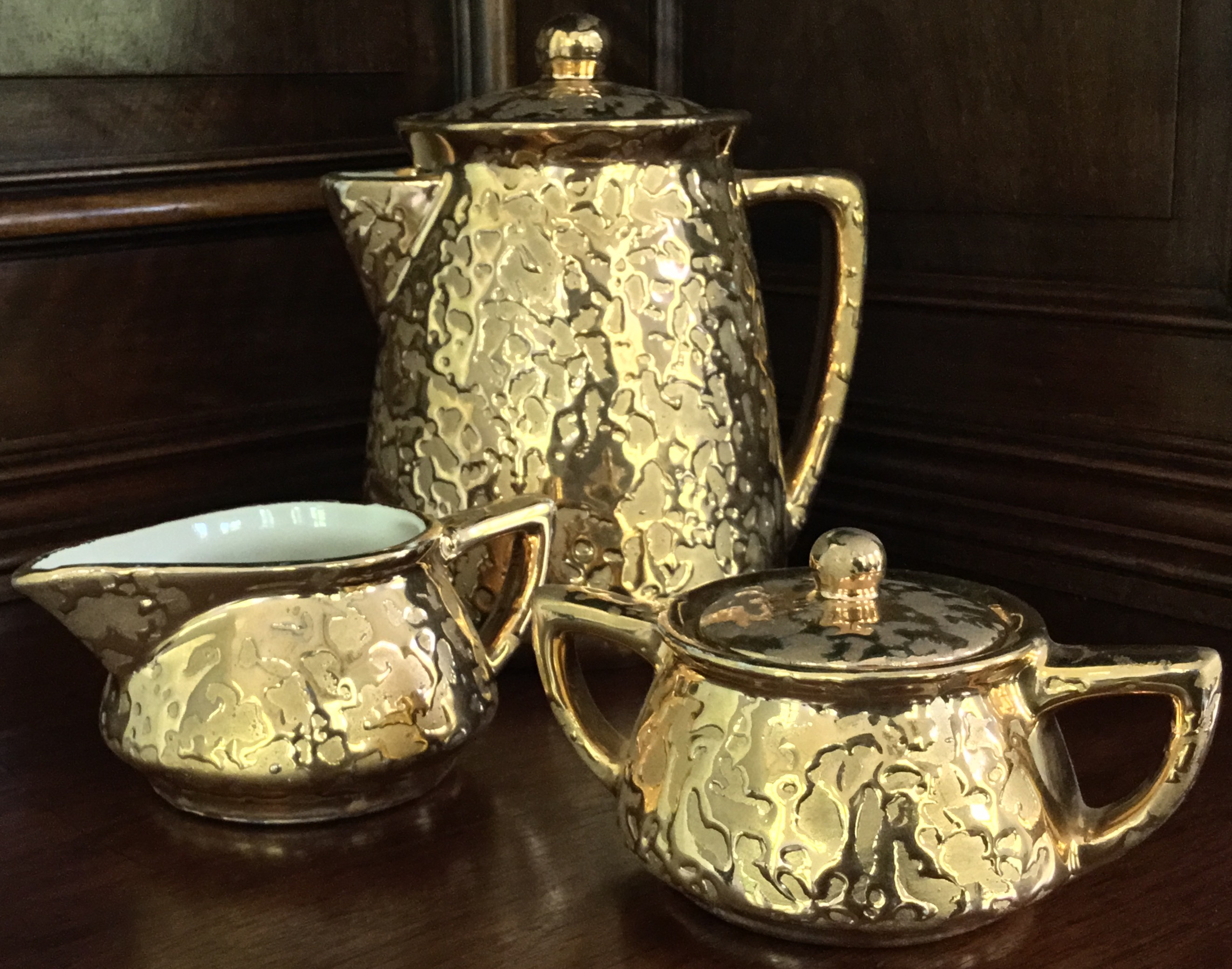 McCoy Coffee Set