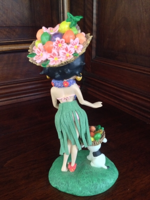 Betty Boop Hawaiian Holiday Collector Figurine