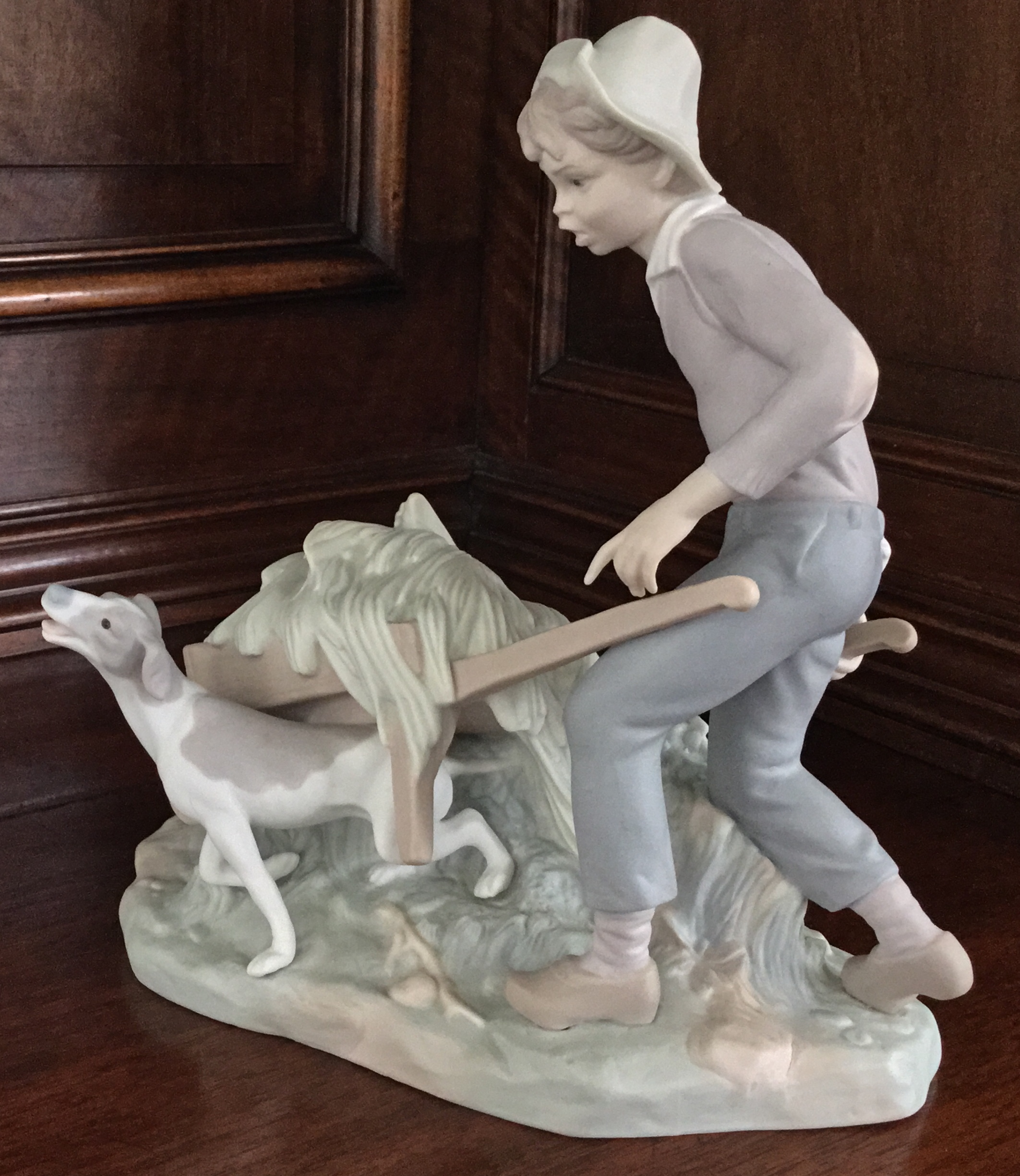 Lladro, Gardner in Trouble