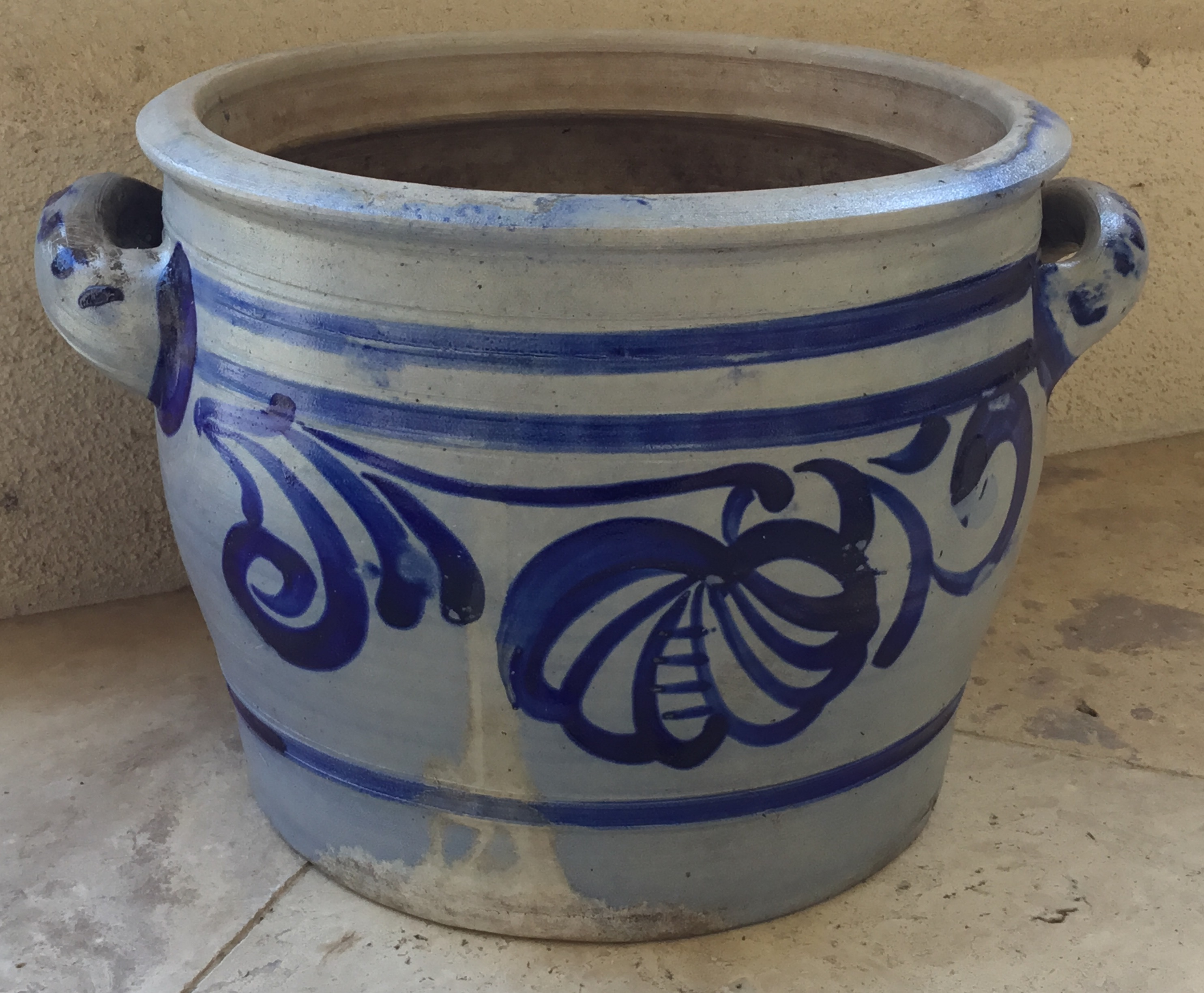 Large Salt Pot