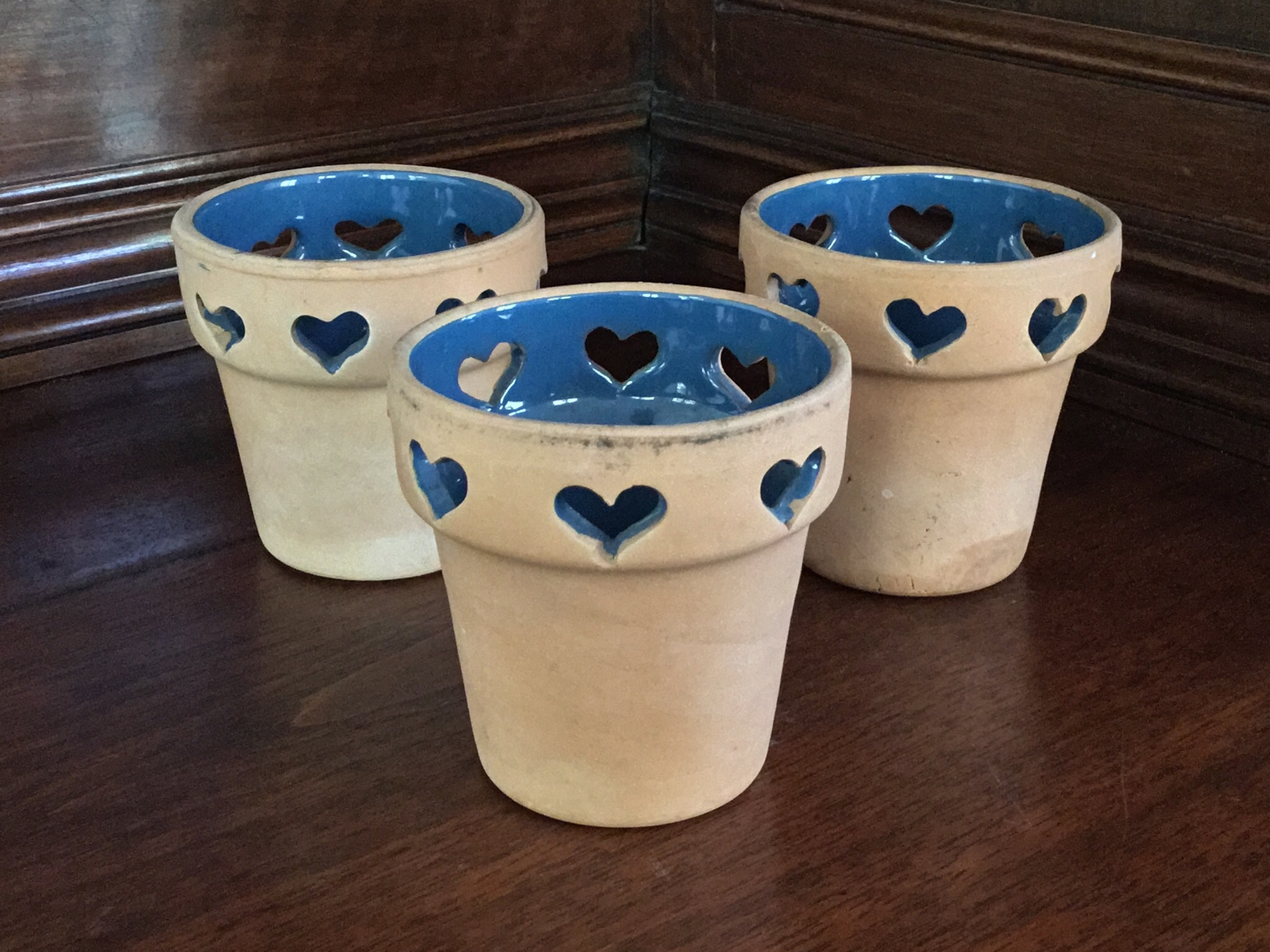 Flower Pots, Set of 3