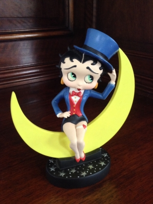 Betty Boop Moonglow Collector Figurine