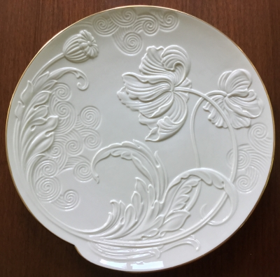 Lenox Decorative Floral Plate