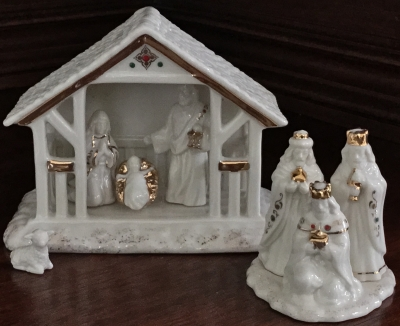 Lenox Manger Set, 6 Pieces