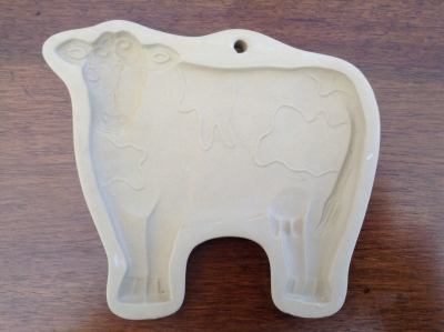 Cow Cookie Mold