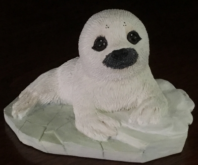 Nature's Endangered, Baby Harp Seal