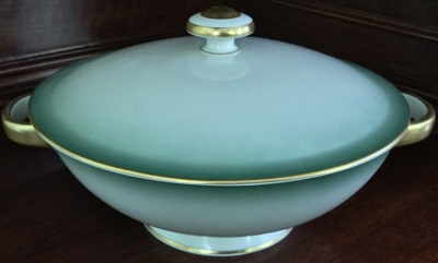 Rosenthal Chrysopras Covered Serving Dish