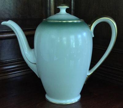 Rosenthal Chrysopras Coffee Pot
