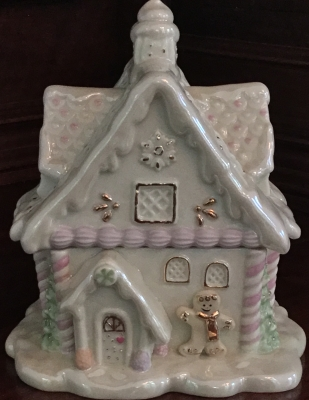 Lenox Gingerbread Music Box