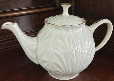 "Lenox ""Cottage"" Teapot"