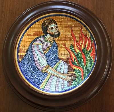 Veneto Flair, Moses and the Burning Bush