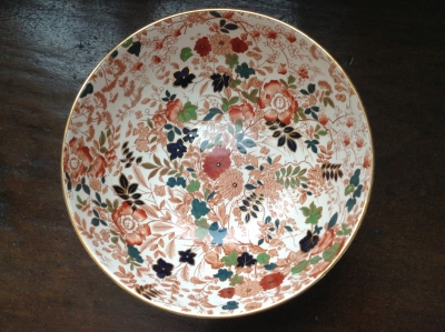 Royal Cauldon Decorative Bowl