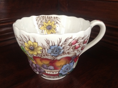 Spode Copeland England Reynolds Coffee Cup