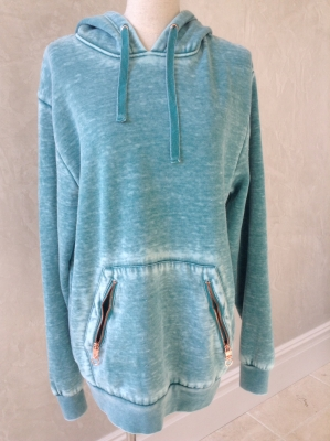 Kings of Cole Hooded Sweatshirt, Size Med