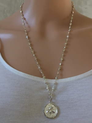 """Bee"" Necklace"