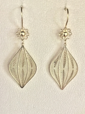 """Lace"" Earrings"