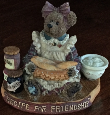 Boyds Bears, Recipe for Friendship
