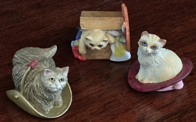 Lenox Miniature Kittens, Set of 6