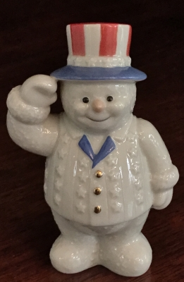 Lenox Snowy Patriot