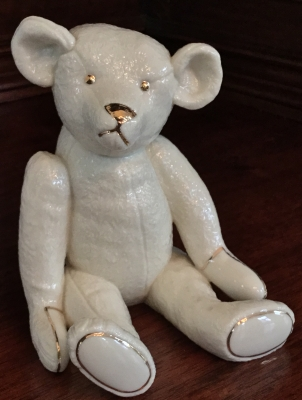 Lenox Smithsonian Teddy Bear Centennial Sculpture