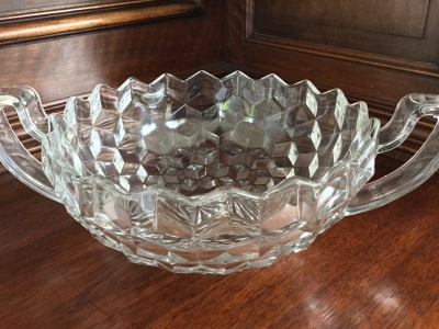 Fostoria Two-Handled Bowl