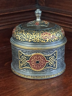 Veronese Design Lidded Container