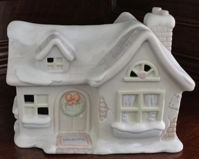Precious Moments, Sugar Town Sam's House Porcelain Nightlight