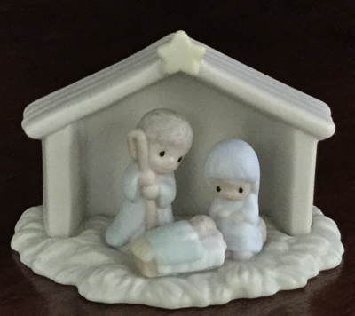 Precious Moments, Sugar Town Nativity Figurine