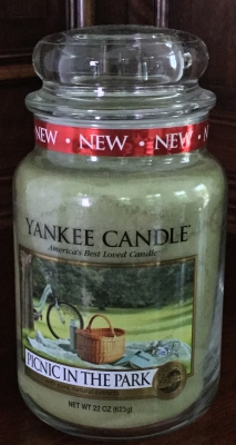 Yankee Candle Picnic in the Park Candle