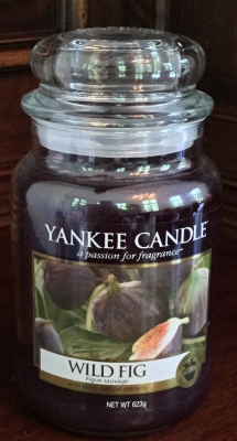 Yankee Candle Wild Fig Candle